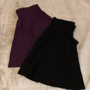 NEW skater skirts (free w bundle)